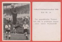 West Germany v Argentina Seeler Carrizo (24)